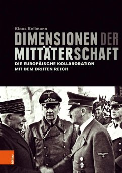 Dimensionen der Mittäterschaft - Kellmann, Klaus