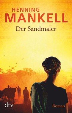 Der Sandmaler - Mankell, Henning