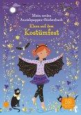 Mein erstes Anziehpuppen-Stickerbuch: Klara auf dem Kostümfest