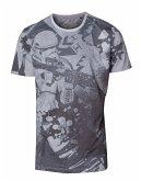 Star Wars T-Shirt -XL- Han Solo Mudtrooper, grau