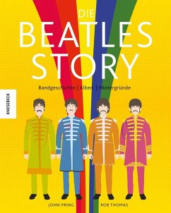 Die Beatles-Story - Pring, John; Thomas, Rob