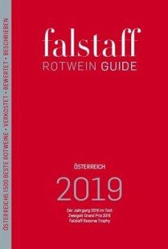 Falstaff Rotwein Guide Österreich 2019