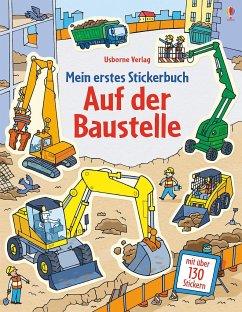 ab 18 Monaten Pappbilderbuch Baggerfahrer Peter! 7 Seiten Hallo