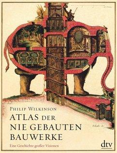 Atlas der nie gebauten Bauwerke - Wilkinson, Philip