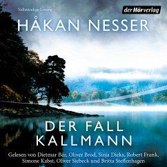 Der Fall Kallmann (MP3-Download) - Nesser, Håkan