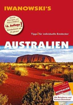 Australien mit Outback - Reiseführer von Iwanowski - Albrecht, Steffen