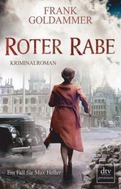 Roter Rabe / Max Heller Bd.4 - Goldammer, Frank