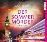 Der Sommermörder, 6 Audio-CDs