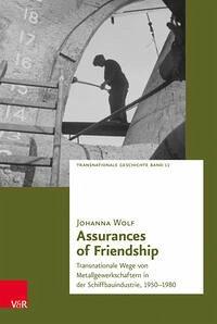 Assurances of Friendship