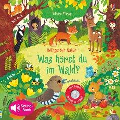 Klänge der Natur: Was hörst du im Wald? - Taplin, Sam