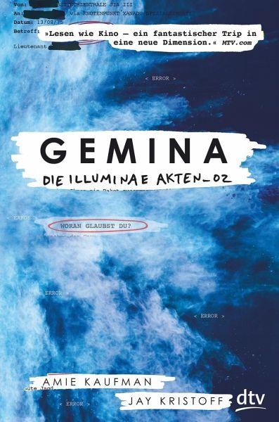 Buch-Reihe Illuminae