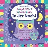 Babys erstes Schiebebuch: In der Nacht