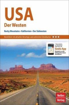 Nelles Guide Reiseführer USA: Der Westen