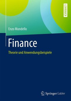 Finance (eBook, PDF) - Mondello, Enzo