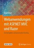 Webanwendungen mit ASP.NET MVC und Razor (eBook, PDF)