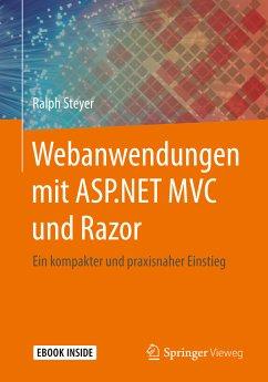 Webanwendungen mit ASP.NET MVC und Razor (eBook, PDF) - Steyer, Ralph