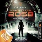 Manhattan 2058, Folge 1: Am Abgrund (Ungekürzt) (MP3-Download)