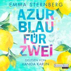 Azurblau für zwei (MP3-Download) - Sternberg, Emma