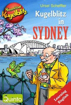 Kommissar Kugelblitz - Kugelblitz in Sydney (eBook, ePUB) - Scheffler, Ursel