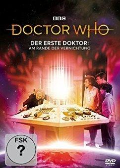 Doctor Who - Der Erste Doktor: Am Rande der Vernichtung - Hartnell,William/Russell,William/Hill,Jacqueline/+