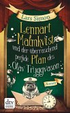Lennart Malmkvist und der überraschend perfide Plan des Olav Tryggvason / Lennart Malmkvist Bd.3 (eBook, ePUB)