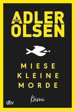 Miese kleine Morde (eBook, ePUB) - Adler-Olsen, Jussi