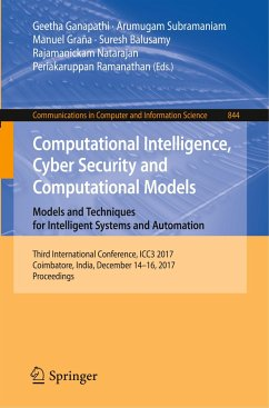 Computational Intelligence, Cyber Security and ...