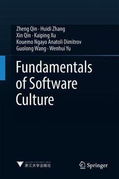 Fundamentals of Software Culture