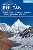 Trekking in Bhutan (eBook, ePUB)
