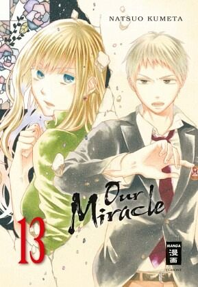 Buch-Reihe Our Miracle