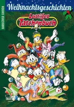 Buch-Reihe Lustiges Taschenbuch Weihnachtsgeschichten