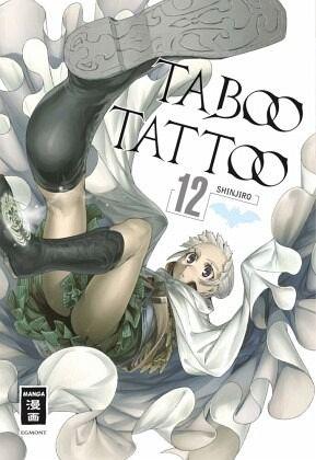 Buch-Reihe Taboo Tattoo
