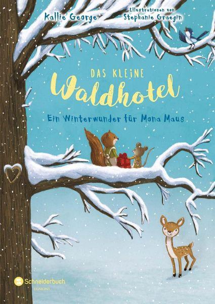 Buch-Reihe Das kleine Waldhotel