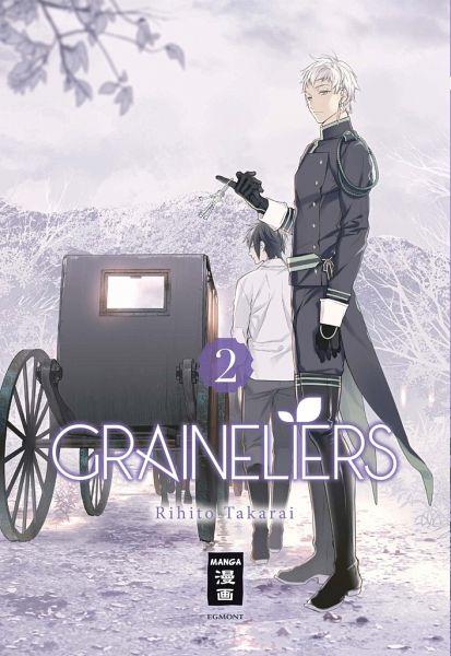 Buch-Reihe Graineliers