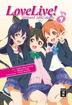 Buch-Reihe Love Live! School Idol Diary