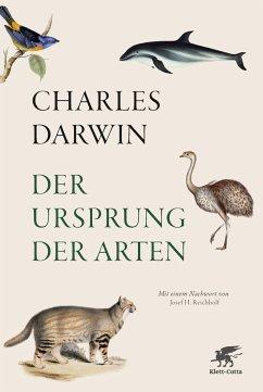Der Ursprung der Arten - Darwin, Charles