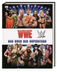 WWE Das Buch der Superstars - Black, Jake