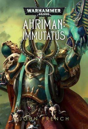 Buch-Reihe Warhammer 40.000 - Ahriman