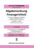 ABGABENORDNUNG & FGO Dürckheim-Markierhinweise/Fußgängerpunkte für das Steuerberaterexamen Nr. 1811 (2018): Dürckheim'sche Markierhinweise