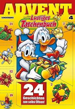 Lustiges Taschenbuch Advent Bd.4 - Disney, Walt