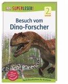 SUPERLESER! Besuch vom Dino-Forscher / Superleser 2. Lesestufe Bd.18