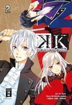 Buch-Reihe K-Countdown