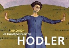 Postkartenbuch Ferdinand Hodler - Hodler, Ferdinand