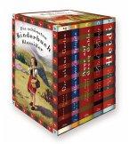 Die schönsten Kinderbuch-Klassiker: Der geheime Garten, Alice hinter den Spiegeln, Anne auf Green Gables, Black Beauty, Heidi