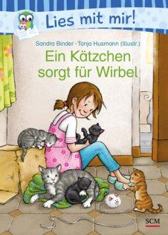 Ein Kätzchen sorgt für Wirbel - Binder, Sandra