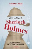 Rätselbuch Sherlock Holmes[Solve It Like Sherlock]