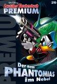 Der neue Phantomias im Nebel / Lustiges Taschenbuch Premium Bd.20
