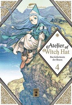 Das Geheimnis der Hexen / Atelier of Witch Hat Bd.4 - Shirahama, Kamome