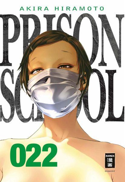 Buch-Reihe Prison School