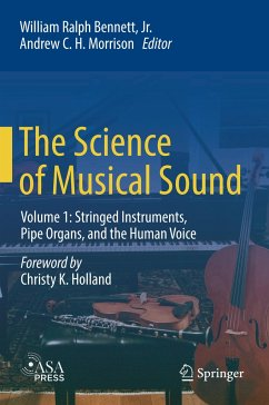 The Science of Musical Sound - Bennett, William Ralph